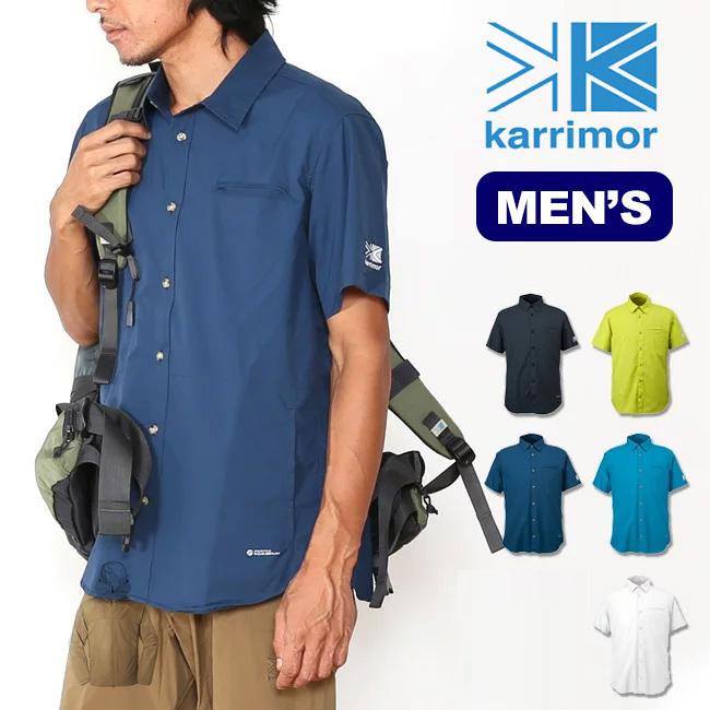 カリマー カリマー ベクターシャツ ヴェクターシャツ S シャツ/S【送料無料】【正規品】karrimor shirts シャツ 半袖シャツ トレッキング 登山 vector shirts S/S, 店長のセレクトショップアヴスウェ:ca0c5c9a --- rakuten-apps.jp