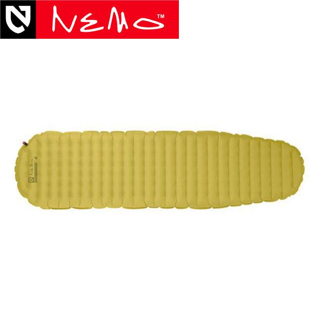 ニーモ テンサーインシュレーテッド 20R NEMO TENSOR INSULATED 20R NM-TSRI-20R マット エアーマット 寝具 <2018 秋冬>