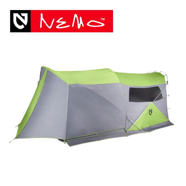 NEMO ニーモ ワゴントップ 4P LX【NM-WGT-4LX】【正規品】 【送料無料】 アウトドア キャンプ 4人用 テント 最大8人 ツールーム型
