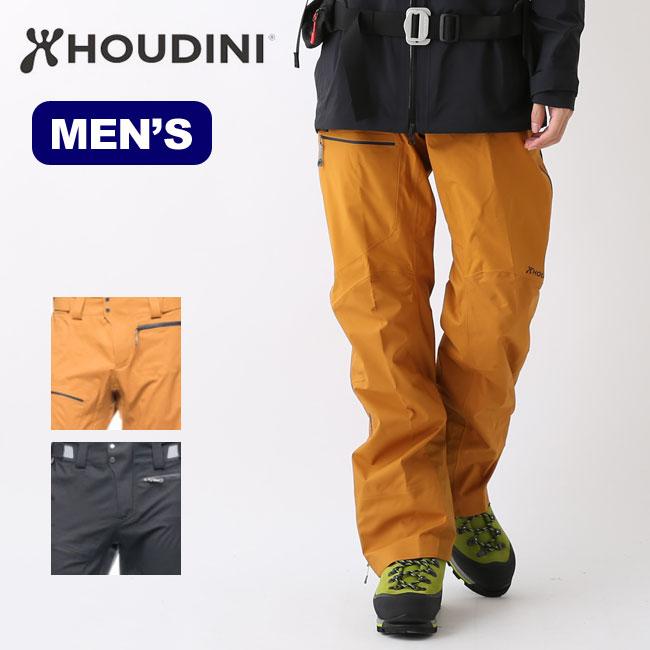 HOUDINI フーディニ エイジスパンツ メンズ 【送料無料】 男性用 メンズ シェル 防水 バックカントリー 登山 スキー スノーボード【CP07】