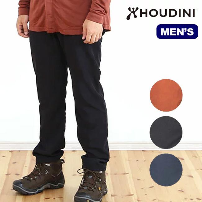 フーディニ メンズ コミュートパンツ HOUDINI Commute Pants コミュート パンツ ロングパンツ ボトムス リラックス コーデュロイ カジュアル 295894