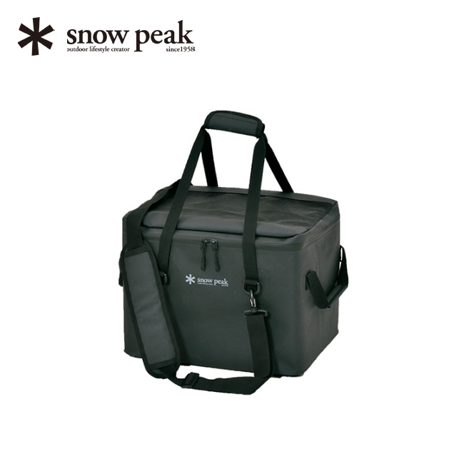 スノーピーク ウォータープルーフ ギアボックス 1ユニット 【送料無料】 アウトドア キャンプ バーベキュー 車載 snow peak スノーピーク BG-021