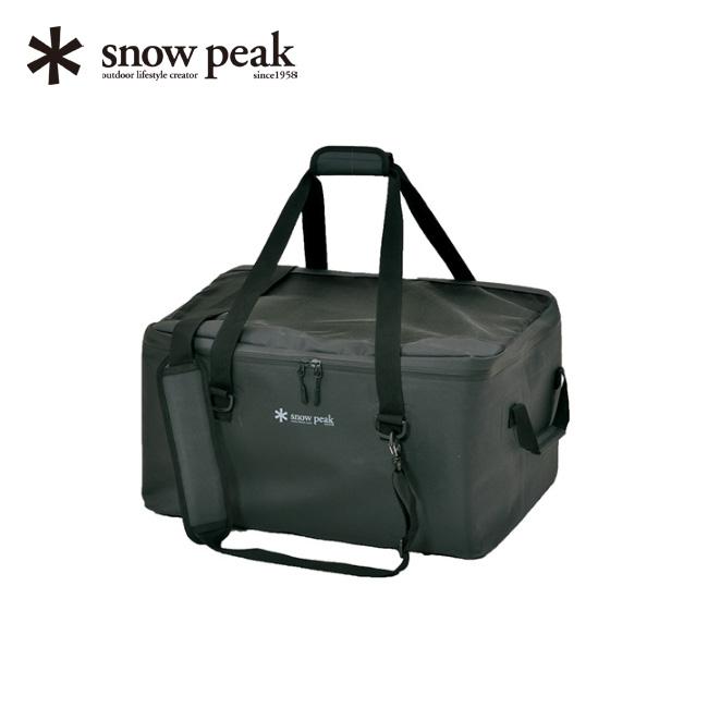 スノーピーク ウォータープルーフ ギアボックス 2ユニット 【送料無料】 アウトドア キャンプ バーベキュー 車載 snow peak スノーピーク BG-022