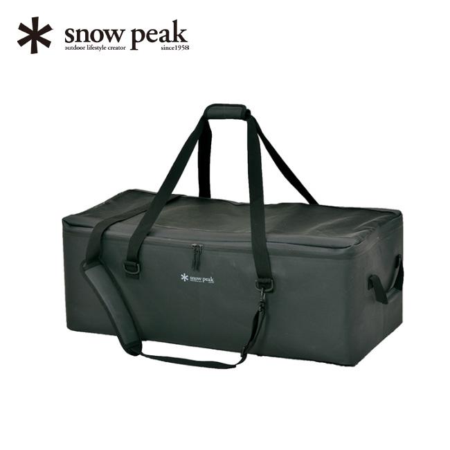 スノーピーク ウォータープルーフ ギアボックス 3ユニット 【送料無料】 アウトドア キャンプ バーベキュー 車載 snow peak スノーピーク BG-023