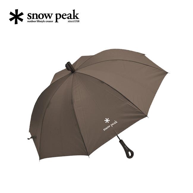 snow peak スノーピーク フィールドアンブレラ 【送料無料】 傘 かさ 雨傘 梅雨 雨 自立 キャンプ アウトドア UG-253