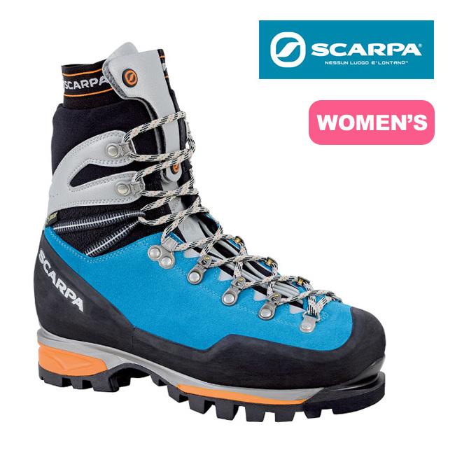 【キャッシュレス 5%還元対象】スカルパ モンブラン プロ GTX WMN SCARPA Mont Blanc GTX レディース 【送料無料】 靴 トレッキング 17FW