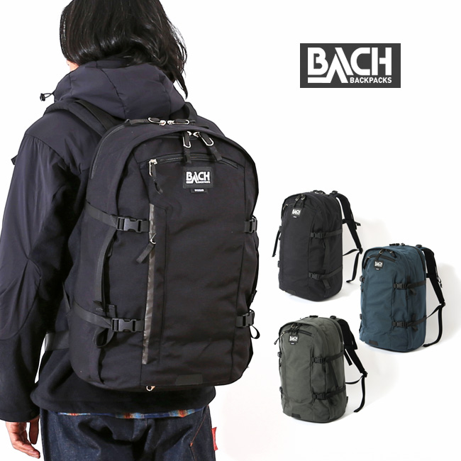 BACH バッハ バイク 2B 30L 【送料無料】バッハ バックパック リュック リュックサック BIKE 2B