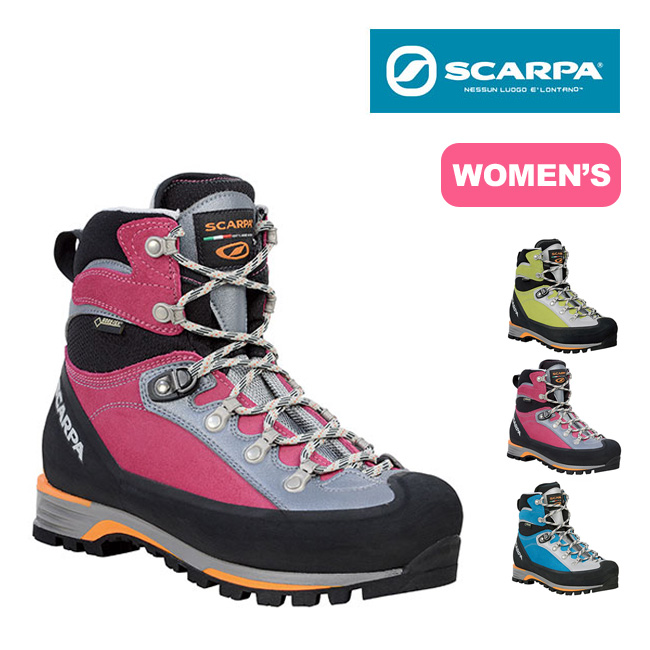スカルパ トリオレ プロ GTX WMN SCARPA TRIOLET PRO GTX WMN ウィメンズ レディース 登山靴 靴 トレッキングシューズ ブーツ 登山ブーツ sp17fw