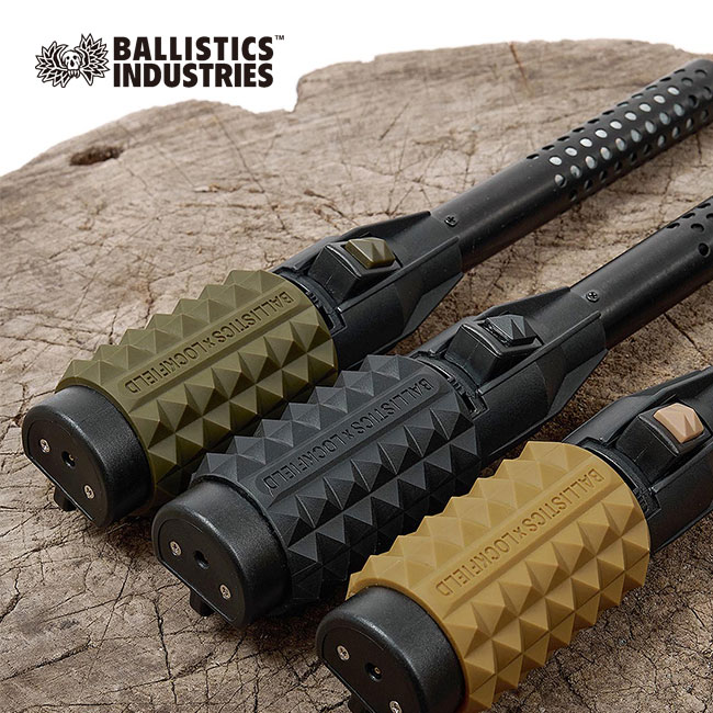 <2021 春夏> バリスティクス ST2グリップ Ballistics ST2 GRIP BSPC-2111 ライター カバー グリップ 持ち手 アウトドア LOCKFIELD EQUIPMENT スティックターボ 【正規品】