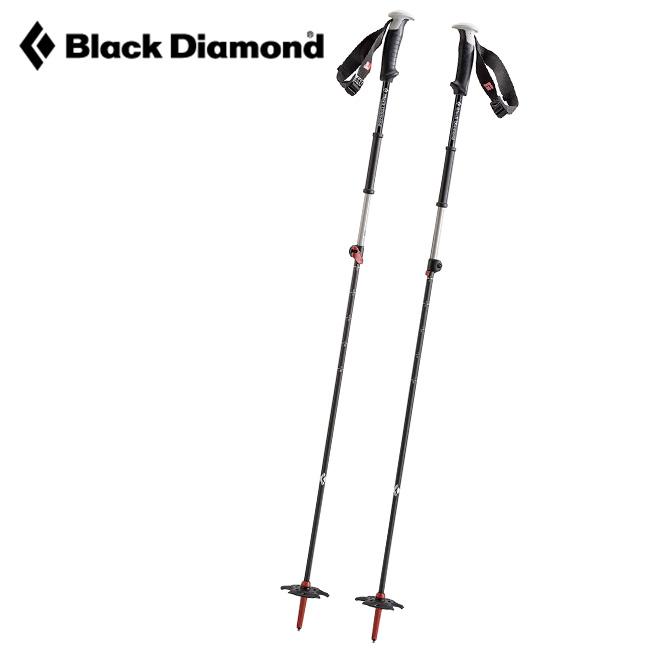 ブラックダイヤモンド レーザーカーボンポール Black Diamond RAZOR CARBON POLES スキーポール トレッキングポール ポール オールラウンドポール I字グリップ BD42007 <2018 秋冬>