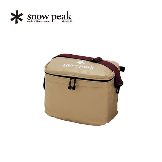 スノーピーク ソフトクーラー18 snow peak Soft Cooler 18 バッグ クーラーボックス 保温 保冷 アウトドア キャンプ バーベキュー スポーツ 18リットル FP-118 <2018 春夏>