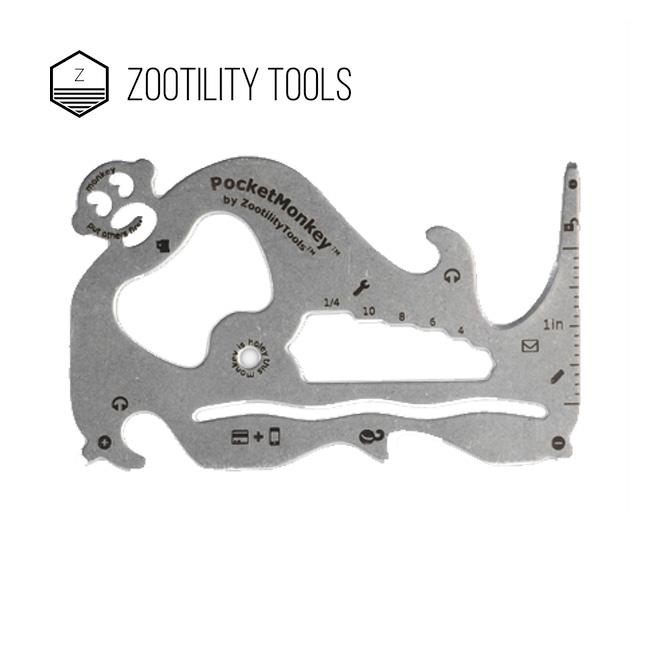 Zootility Tools ズーティリティツール ポケットモンキー