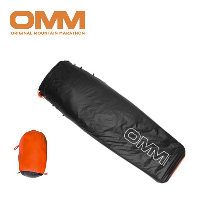 オリジナルマウンテンマラソン マウンテンレイドPA1.0 OMM MountainRaid PA1.0 寝袋 シュラフ ハーフ <2018 秋冬>