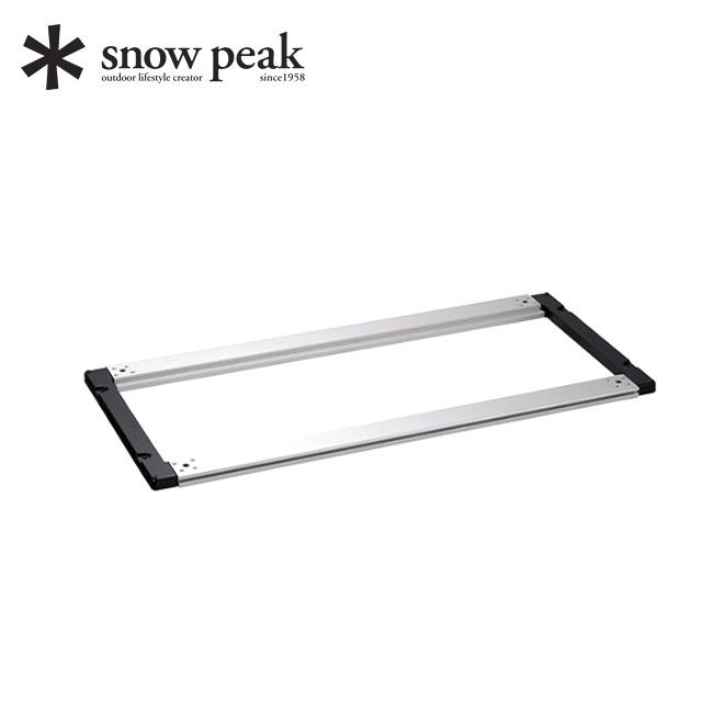 スノーピーク アイアングリルテーブル フレームロング snow peak Iron Grill Table Frame Long バーベキュー アウトドア キッチン アイアングリルテーブル IGT 4ユニット CK-150<2019 春夏>