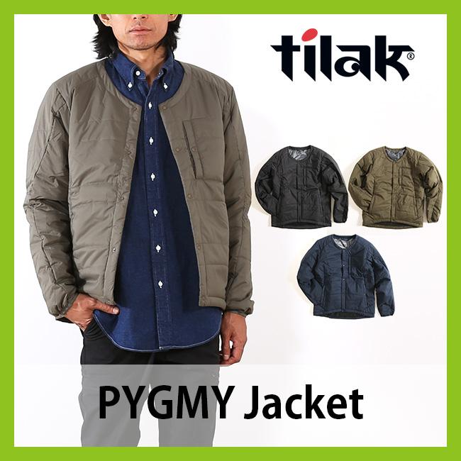 ティラック ピグミージャケット tilak PYGMY Jacket 【送料無料】 中綿 ジャケット アウター アウトドア メンズ 男性 17FW
