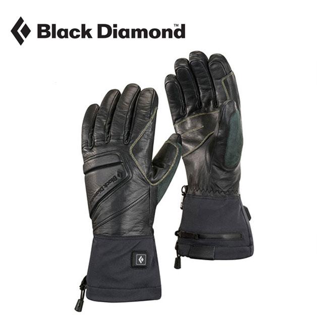 ブラックダイヤモンド ソラノ Black Diamond SOLANO メンズ レディース 【送料無料】 グローブ 手袋 レザー 温度 調節 リチャージャブル ヒーティングシステム 充電式 ゴアテックス BD75105 17FW