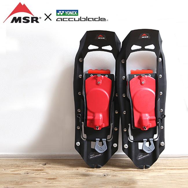 エムエスアール EVO アキュブレイド MSR EVO™ ACCUBLADE® メンズ 【送料無料】 スノーシュー アッセント 雪上歩行 雪靴 17FW