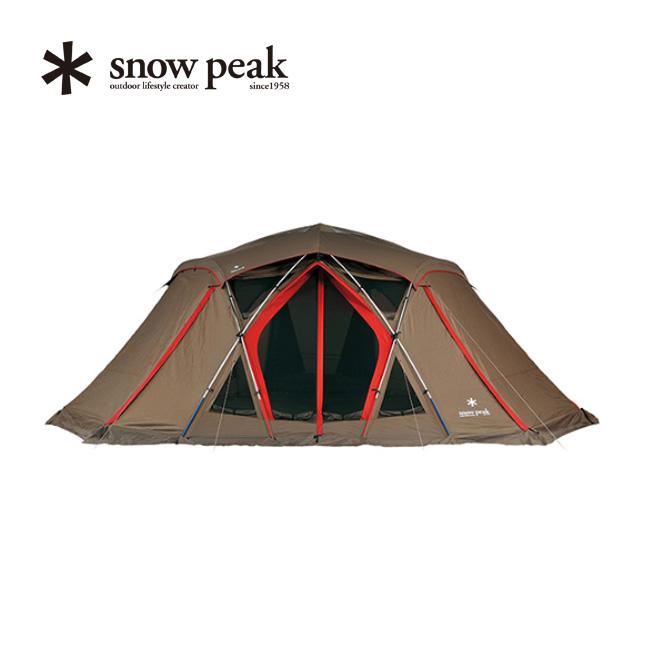スノーピーク ソルPro. snow peak Sol Pro. テント キャンプ シェルター 6人用 宿泊 アウトドア フェス TP-700 <2018 春夏>