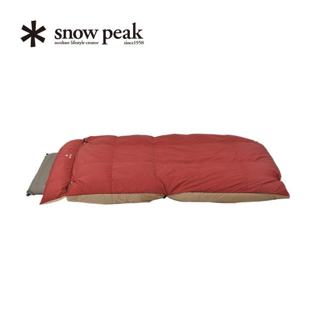 スノーピーク グランドオフトン シングル1000 snow peak Grand Ofuton Single 1000 寝袋 シェラフ 寝具 アウトドア キャンプ マット <2018 春夏>