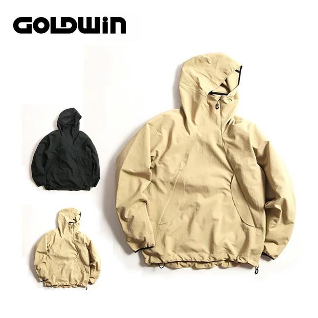 GOLDWIN ゴールドウィン フーデッドプルオーバー【送料無料】パーカー ジャケット フード アウター メンズ HOODED PULLOVER GO11701P