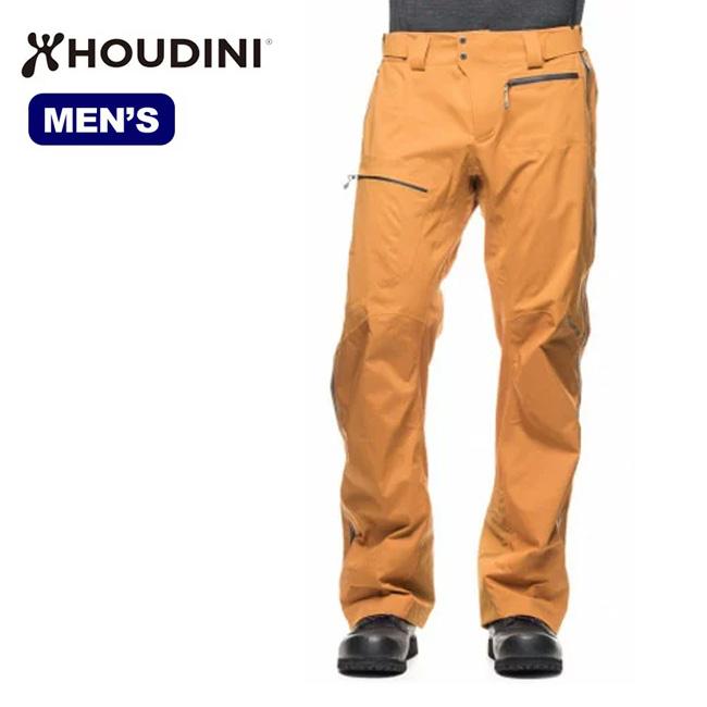 HOUDINI フーディニ エイジスパンツ メンズ 男性用 メンズ シェル 防水 バックカントリー イージス 登山 スキー スノーボード