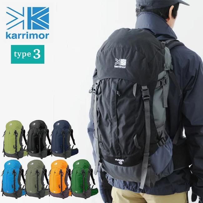 カリマー リッジ 30 タイプ3 karrimor ridge 30 type3 【送料無料】 バックパック リュック リュックサック ザック 30L 17FW