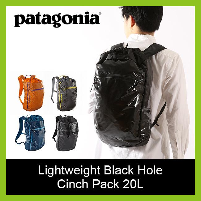 patagonia パタゴニア LW ブラックホールシンチパック 20L 【送料無料】 バッグ リュック バックパック デイパック ライトウェイト ブラックホール 49040