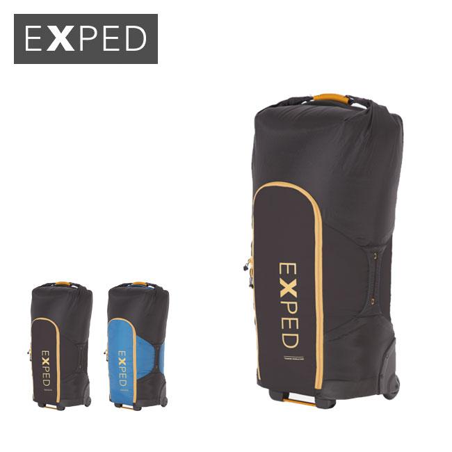 エクスペド トランスファーウィリーバッグ EXPED Transfer Wheelie Bag キャリーケース キャリーバッグ リュック バックパック <2018 秋冬>