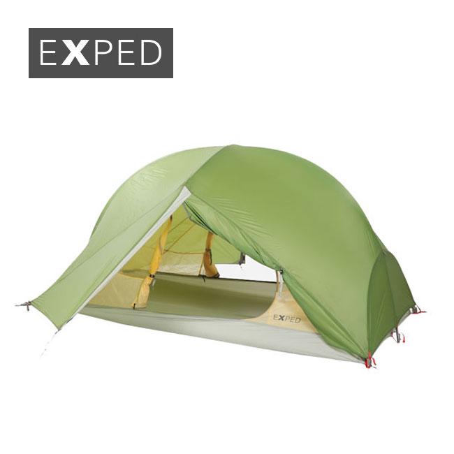 エクスペド ミラ2 HL EXPED Mira II HL キャンプ テント 山岳用 <2018 春夏>