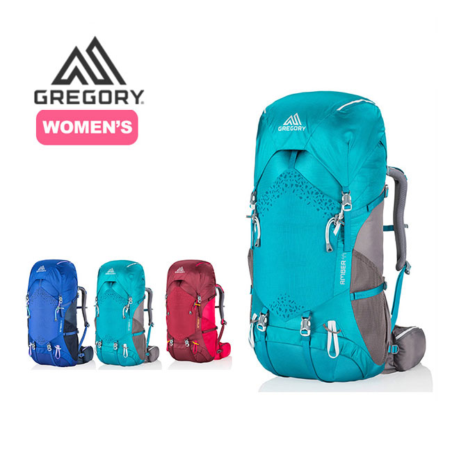 グレゴリー アンバー44 GREGORY AMBER 44 バッグ リュック バックパック ザック レディース 登山用 女性用 44L <2018 春夏>