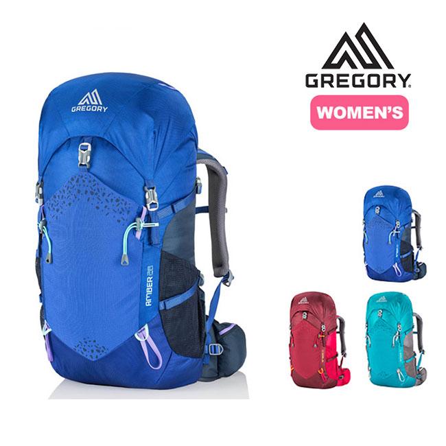 グレゴリー アンバー28 GREGORY AMBER 28 アンバー バッグ ザック リュック バックパック レディース 登山用 女性用 <2018 春夏>