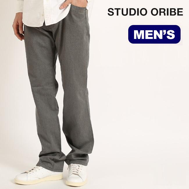 STUDIO ORIBE スタジオオリベ Lポケットパンツ メンズ 【送料無料】ロングパンツ 男性 デイリーユース L POCKET PANTS