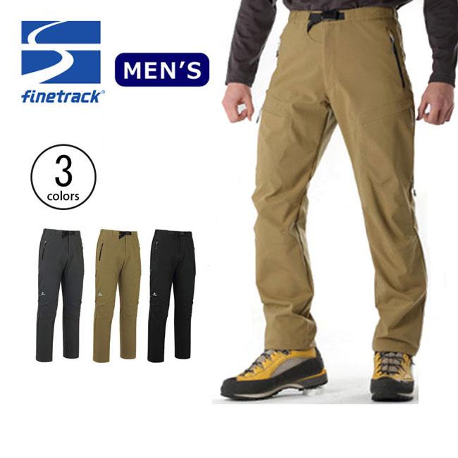 finetrack ファイントラック メンズ ストームゴージュアルパインパンツ レギュラー 【送料無料】 パンツ メンズ 男性用 スポーツ アウトドア 登山 ズボン