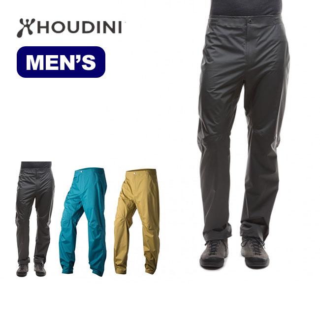 HOUDINI フーディニ メンズ 4エースパンツ ボトムス パンツ ロングパンツ レインパンツ レインウェア 雨具 メンズ