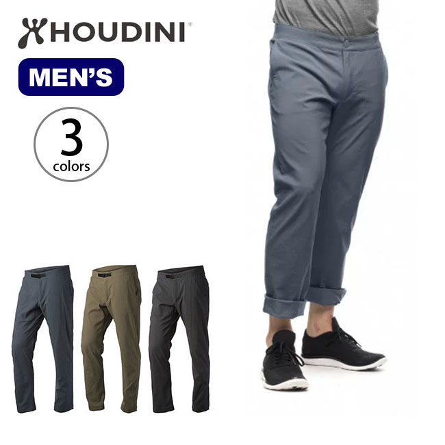 HOUDINI フーディニ メンズ トランジットパンツ 【送料無料】 Mens Transit Pants ボトムス パンツ ロングパンツ チノパンツ メンズ