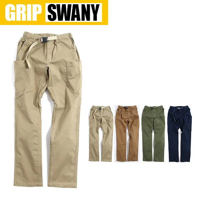 グリップスワニー GRIP SWANY GSP-40 キャンプパンツ 【送料無料】 ボトムス パンツ ロングパンツ キャンプ メンズ