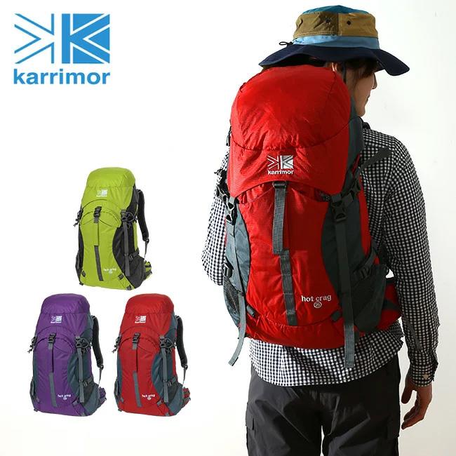 カリマー karrimor ホットクラッグ 25 hot crag 25 【送料無料】 バッグ リュック ザック バックパック メンズ レディース 登山 ハイキング トレッキング 旅行 トラベル