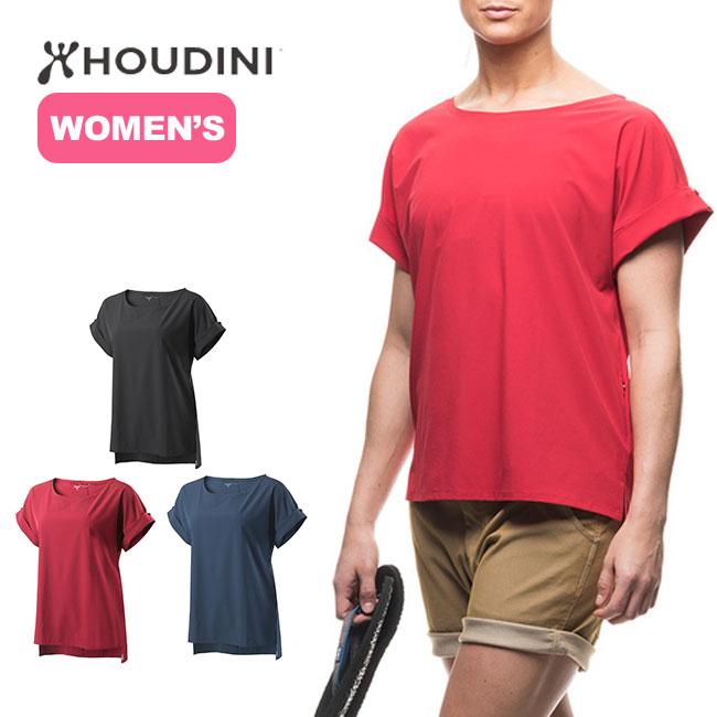 HOUDINI フーディニ ウィメンズ ティップトップ 【送料無料】 Womens Tip Top トップス Tシャツ 半袖 ショートスリーブ レディース