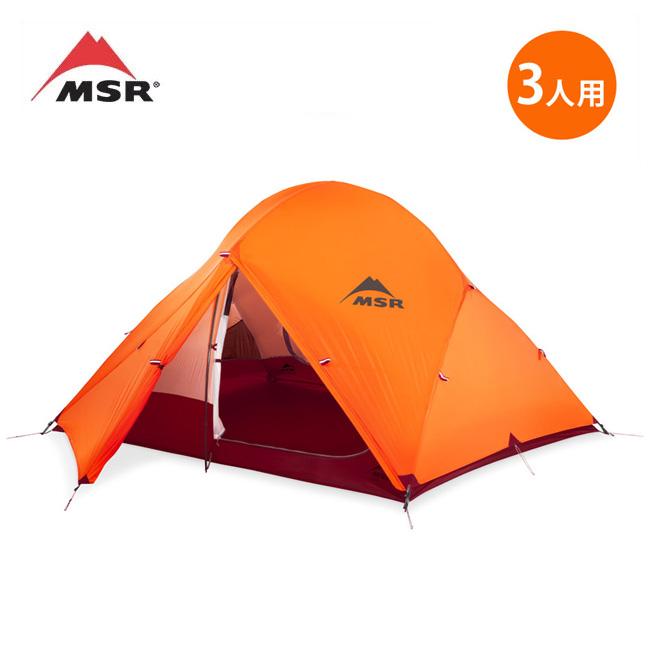 エムエスアール アクセス3 MSR Access 3 テント 3人用 雪山 スキー スノーボード 37346 <2018 秋冬>