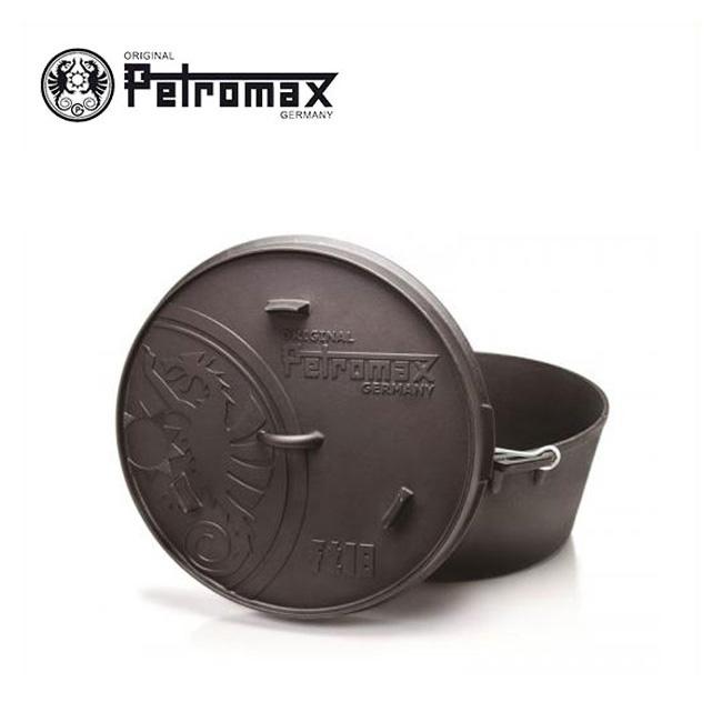 ペトロマックス ダッチオーブン ft18-t PETROMAX クッキング キャンプ 調理器具 クッカー キャストアイアン 鋳鉄