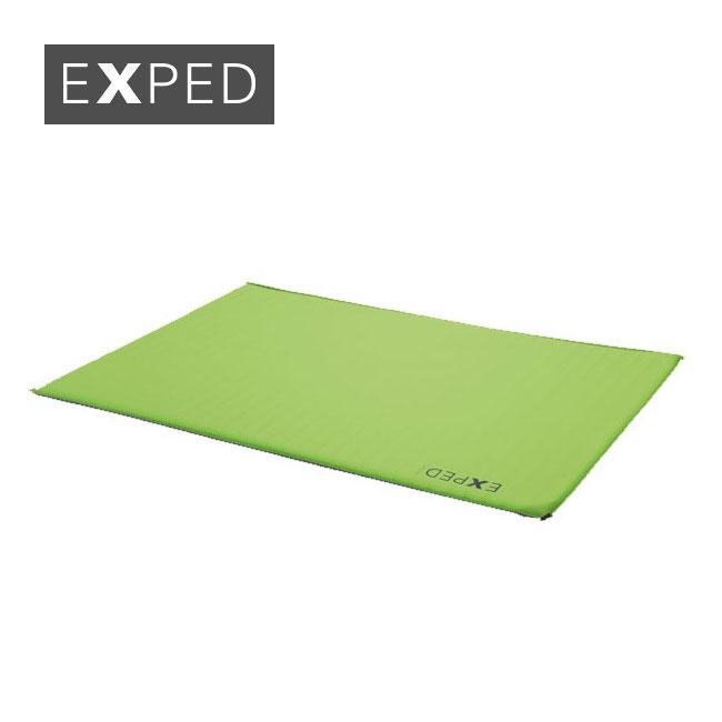 エクスペド EXPED SIMライトデュオ UL 3.8 マットレス キャンプ テント アウトドア エアマット 寝袋 シェラフ 男性用 女性用 メンズ レディース