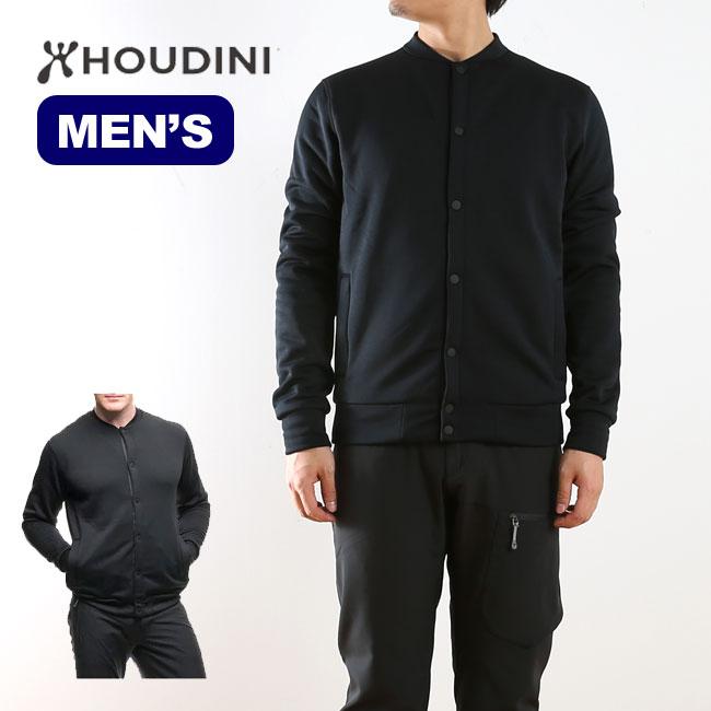 HOUDINI フーディニ メンズ ベースボールジャケット 【送料無料】 M's Baseball Jacket トップス ジャケット アウター インサレーションジャケット ミッドレイヤー