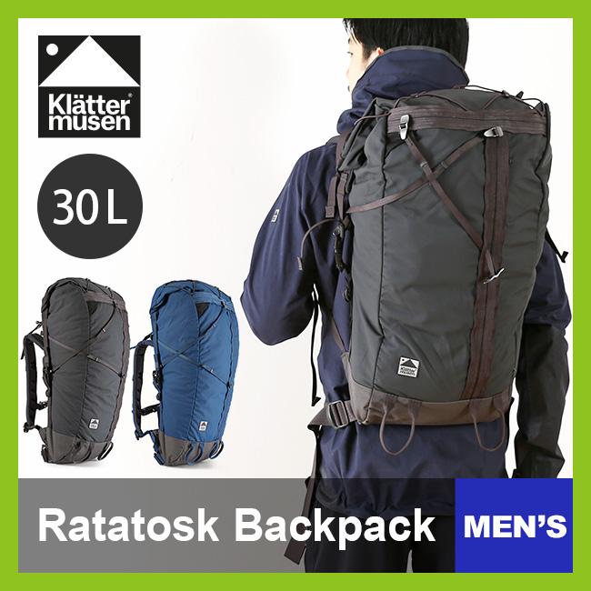 クレッタルムーセン ラタトスクバックパック KLATTERMUSEN Ratatosk Backpack バッグパック リュック リュックサック ザック 30L <2018 春夏>