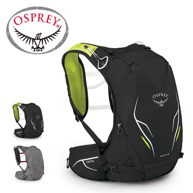オスプレー デューロ15 OSPREY メンズ トレイルランニング トレラン <2018 春夏>