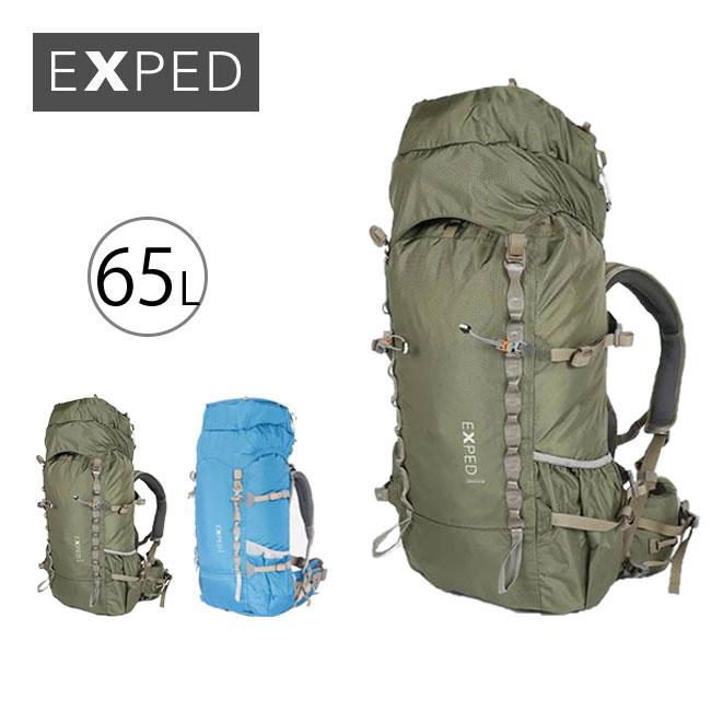 エクスペド EXPED エクスペディション 65 【送料無料】 リュック ザック リュックサック 登山 アウトドア バックパック 軽量 メンズ 男性