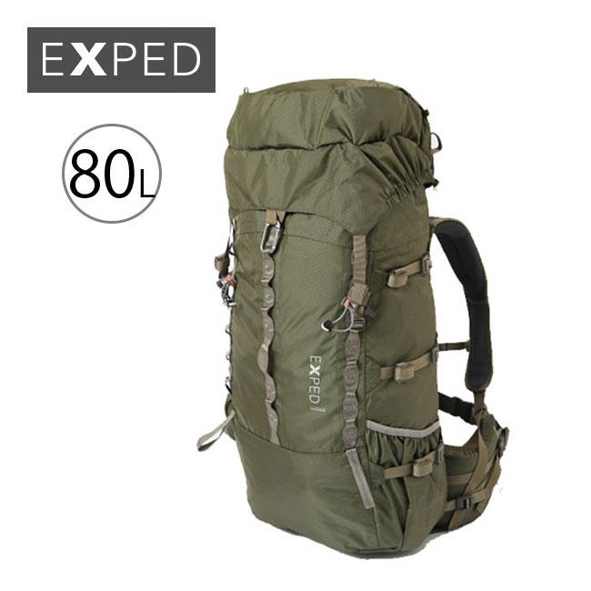 エクスペド EXPED エクスペディション 80 XL  リュック ザック リュックサック 登山 アウトドア バックパック 軽量 メンズ 男性