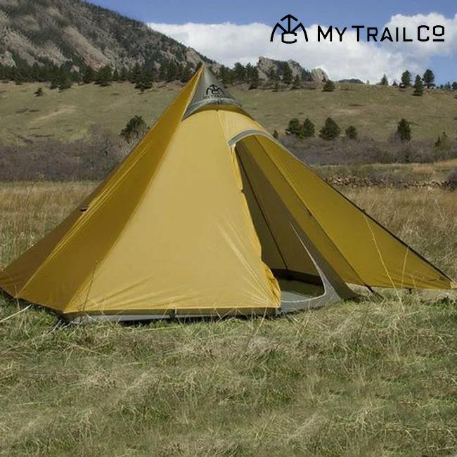 MY TRAIL CO マイトレイルカンパニー ピラミッドシェルター4 【送料無料】 テント 軽量 4人用 4人 軽量 キャンプ アウトドア