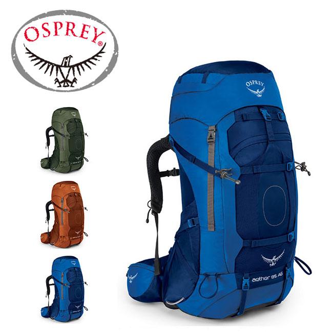 OSPREY オスプレー イーサーAG 85 メンズ 【送料無料】 リュックサック バックパック ザック 登山 ハイキング 旅行 アウトドア 男性