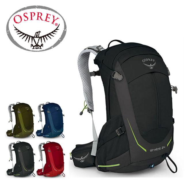 オスプレー ストラトス 24 OSPREY STRATOS 24 リュックサック バックパック <2018 春夏>
