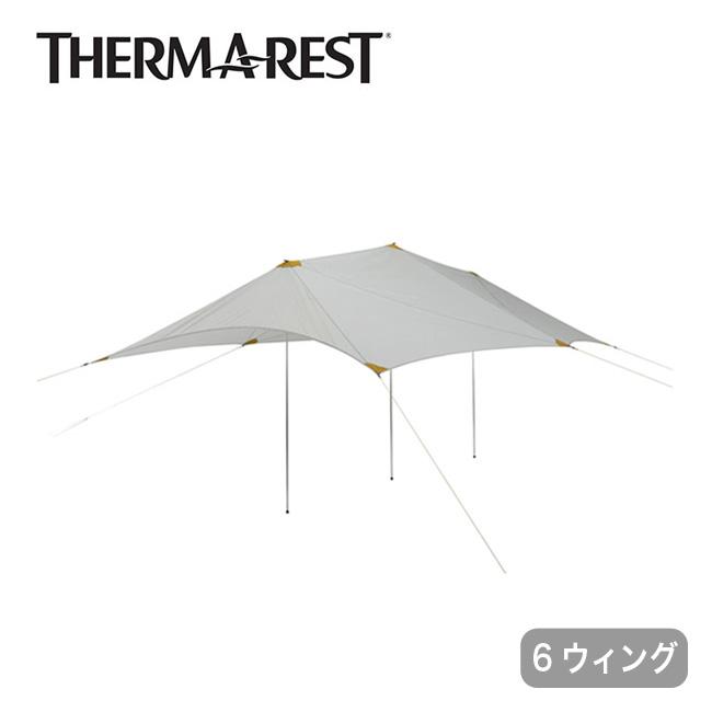 THERM-A-REST サーマレスト トランクイリティー6ウィング 【送料無料】 タープ フライシート テント キャンプ アウトドア【OcCP】